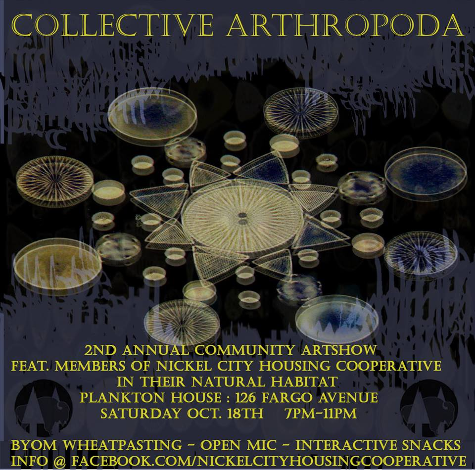Collective Arthropoda